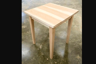Shaker Table Build