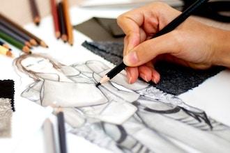 Fashion Drawing Session Photo