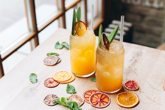 Happy Hour From Home! - Tiki Cocktails