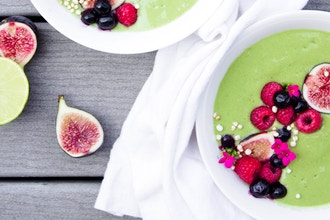 Immune Boosting Smoothie Bowl