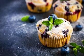 Baking Gluten Free & Paleo Friendly Muffins