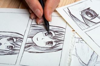 Virtual Beginner's Cartooning & Doodling