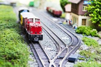 Virtual Intro to Building A Model Railroad