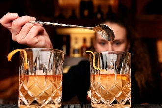 Virtual Mixology 101: Whiskey + Tequila