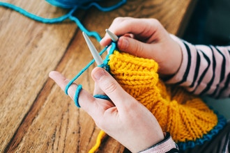 Virtual Knitting 101
