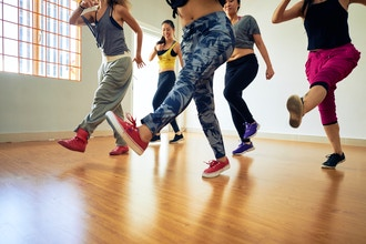 Virtual Beginner's Hip Hop Dance Bootcamp