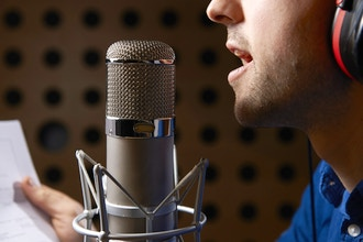 Virtual Voice Overs: Audiobook Narration