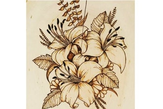 Virtual Wood Burning (Pyrography) for Beginners