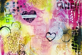Intro to Mixed Media Art Journaling