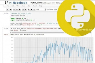 Data Science with Python: Data Analysis & Visualization