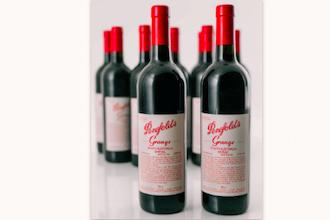 Penfolds Grange Dinner Wine Tasting Classes New York