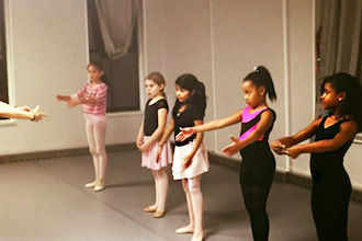 Ballet II (Ages 7 - 10)
