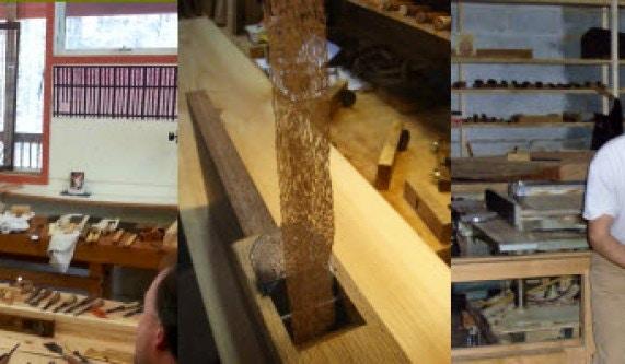Mokuchi Woodworking Studio Art Schools New York Coursehorse
