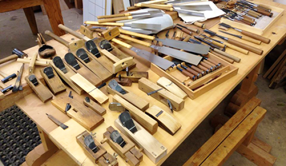 Japanese Tools And Joinery Intensive Furniture Classes New York