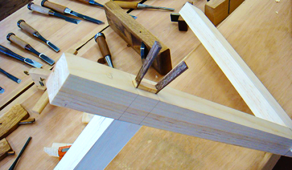 Japanese Joinery Mortise And Tenon Advanced Furniture Classes