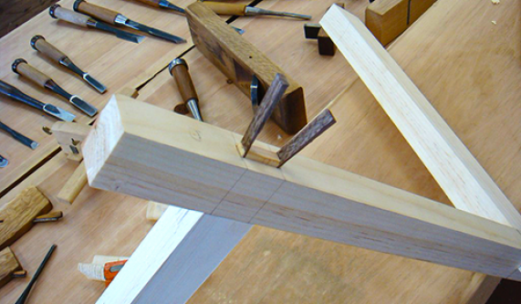 Japanese Joinery: Mortise And Tenon (Advanced)
