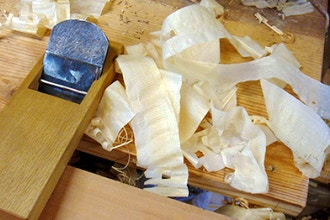 Japanese Plane: Shaping Wood