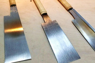 Japanese Saws: Use and Care