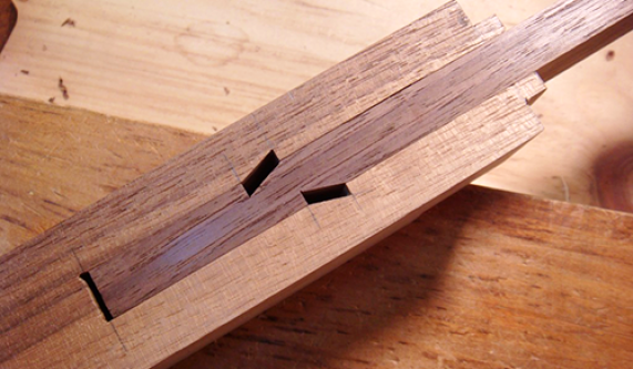 Japanese Joinery Shachi Joint Furniture Classes New York