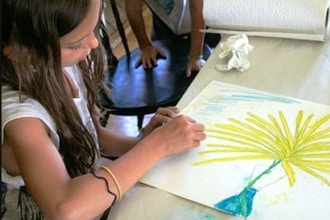 Art Workshop Grades 1-2 (Winter Session)