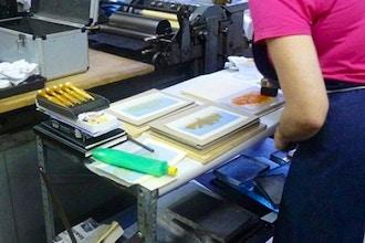 Japanese Woodcut Printmaking