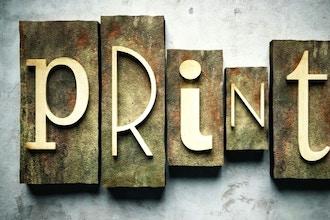 Studio Session: Intro to Relief Printmaking
