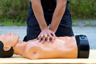 AHA Heartsaver CPR with AED (Adult, Child, & Infant)