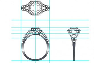 Illustrator for Jewelry Design