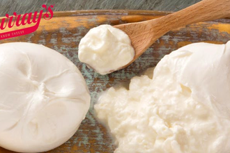 Burrata Making