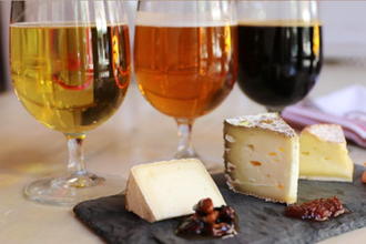 Pucker Up: Exploring Tart and Sour Beers with Cheese