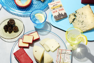 Summer Cocktails and Cheese @ Murray's Cheese