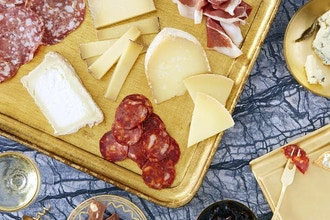 Wine and Cheese: Mediterranean Masterpieces