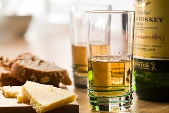 Japanese Whisky and Cheese