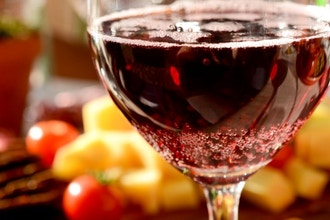 Big Red: Red Wine & Cheese