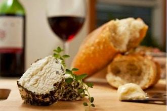 Greek Wine and Cheese