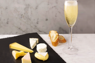 AOP Series: European Wine and Cheese