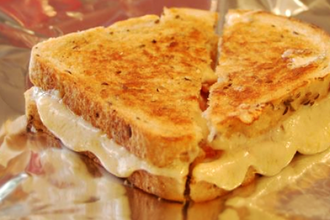 Get Your Grill On: Grilled Cheese Party