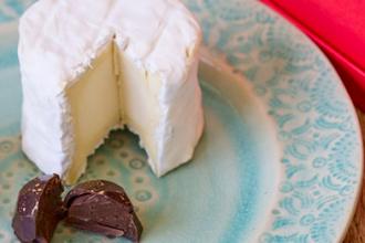 Holiday Chocolate & Cheese