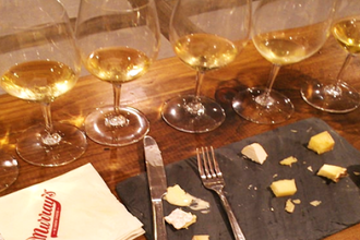 Drinking Home for the Holidays: New York Wines & Cheese