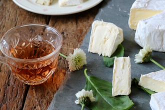 Rosé All Day: Rosé and Cheese