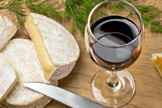 Continental Collide: Old World Wines, New World Cheeses
