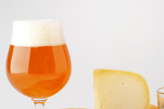 Other Half Brewing: Beer and Cheese
