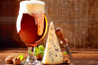 Beer, Wine and Cheese : A European Focus