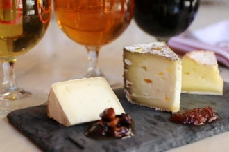 Wine vs. Beer & Cheese
