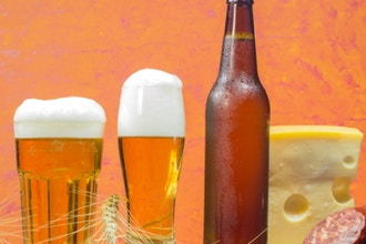 American Beer and Cheese Pairing