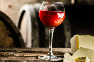 Barrel-Aged Spirits and Cheese