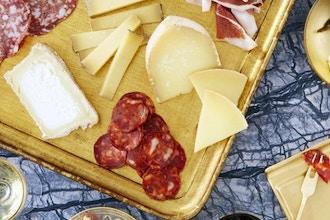 Vive la Fromage: Wine & Cheese 101