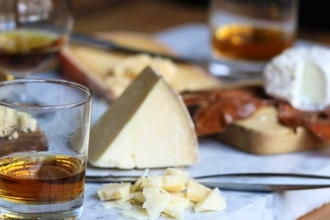 Whiskey Business: Warm Weather Whiskey and Cheese 101