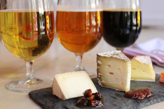 New York Beer and Cheese 101