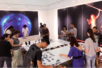 A Collaborative Photobook Workshop